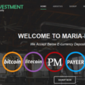 Maria Investment Review