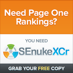 SEnuke XCr: Download Now!
